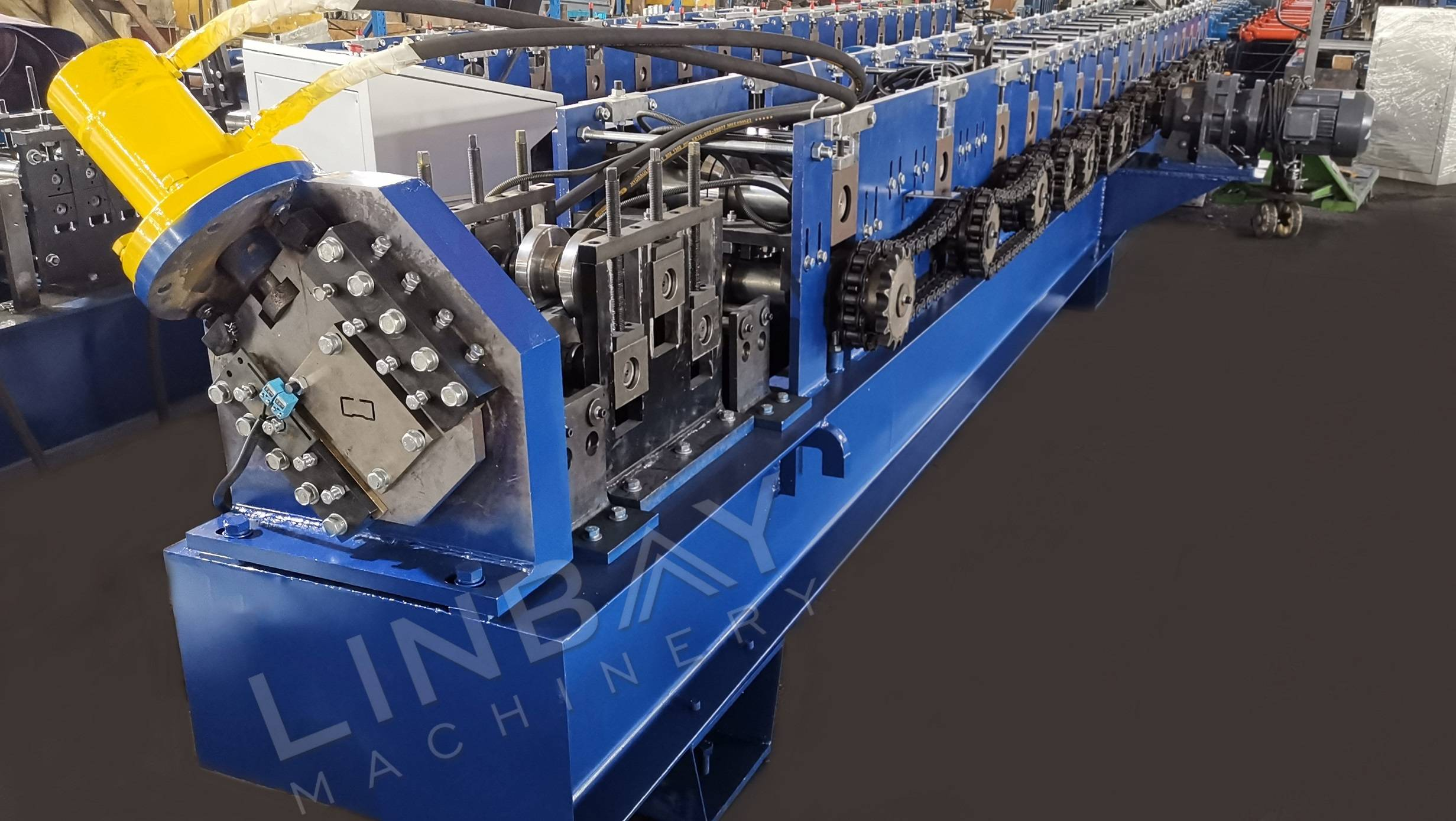 Din Rail Roll Forming Mahchine Featured Image