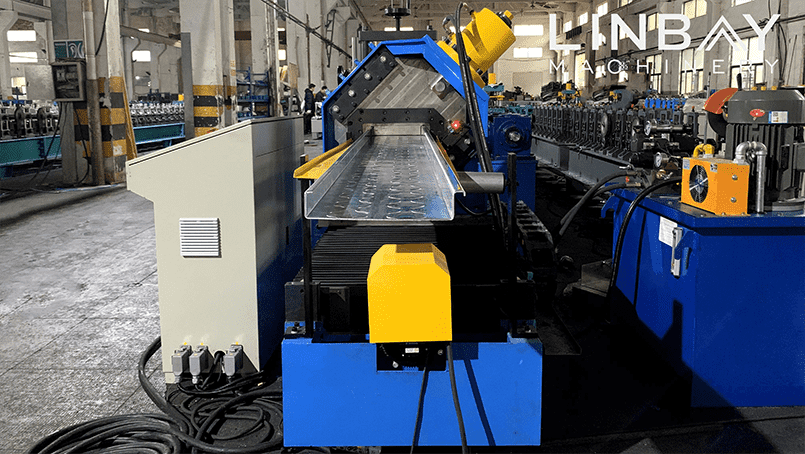 Scaffold plank roll forming machine Featured Image