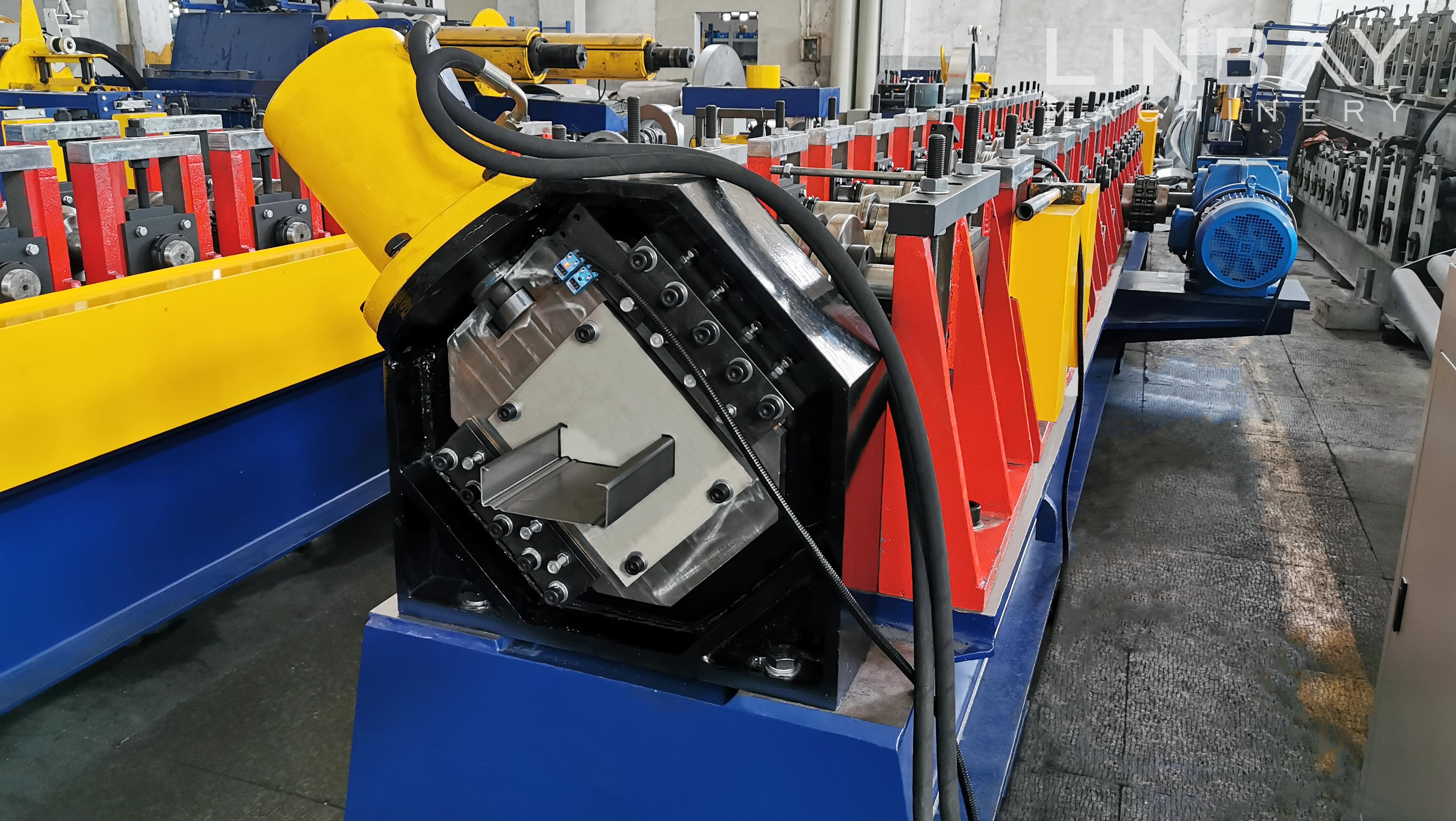 Box Beam roll forming machine Featured Image