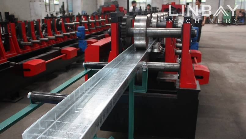 Z Purlin roll forming machine Featured Image