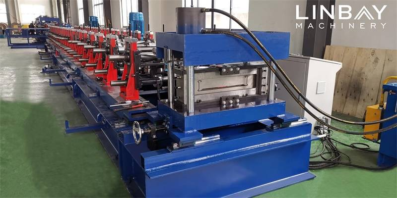 Cable Ladder Roll Forming Machine Featured Image