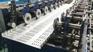 cable Tray Roll formatam Machina