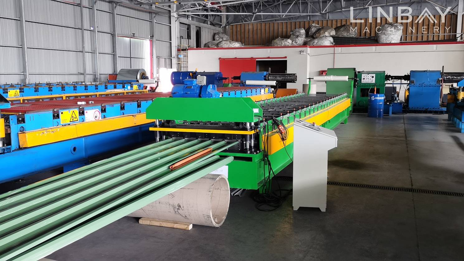 Truck Fender Roll Forming Machine Featured Image
