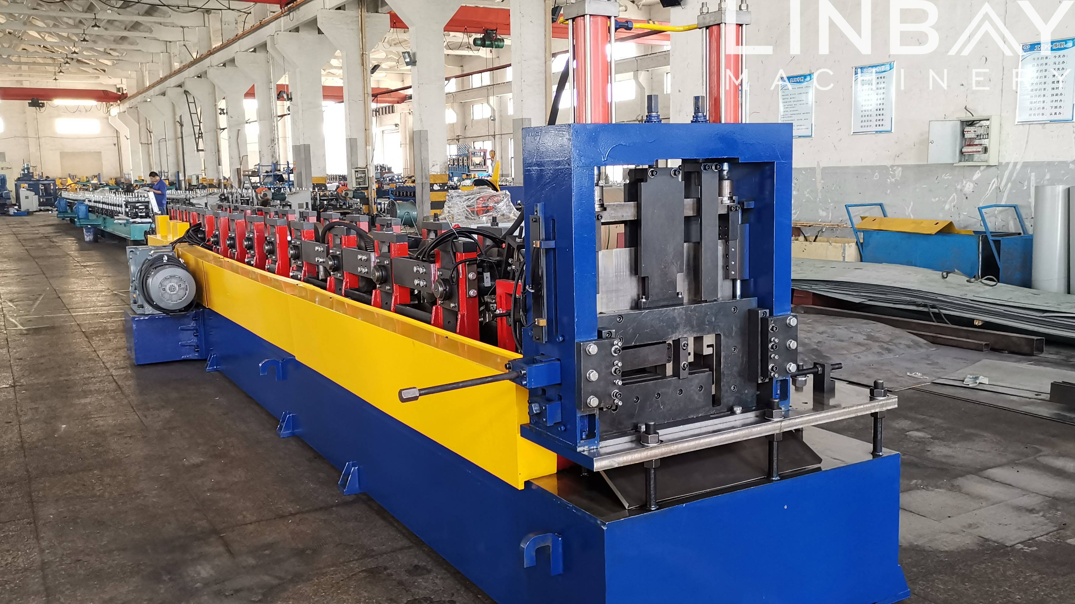 CZ Purlin Roll Forming Machine Featured Image