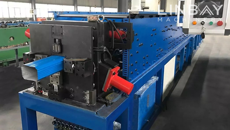 Downspout Pipe Roll Forming Machine Featured Image
