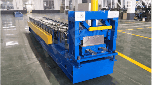 Cahaya Gauge Baja Roll Forming Machine