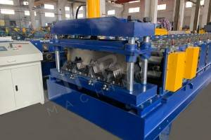 Iraq- Metal Deck Roll Forming Machine