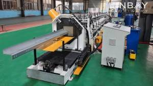 Solar Photovoltaic Stents Roll Forming Machine