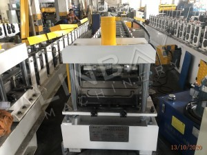 LINBAY-Export KR18 Machine to Iraq