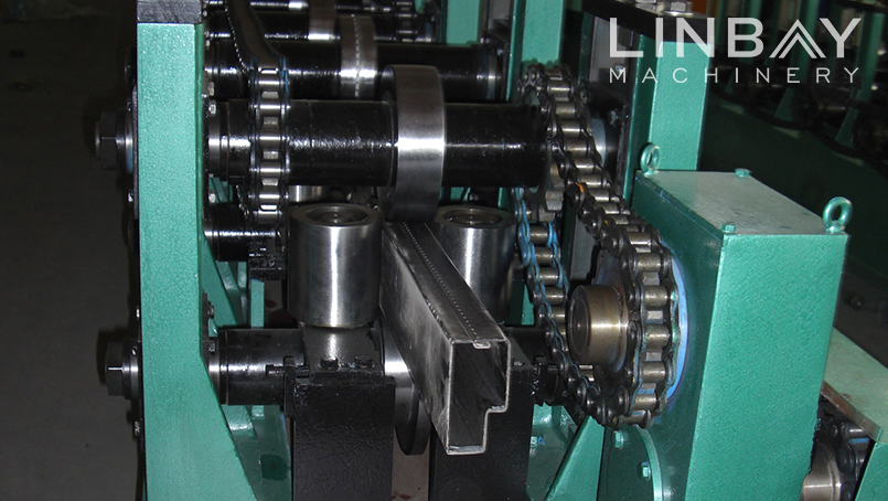 Step Beam roll forming machine Featured Image