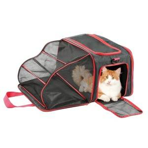 New Design Dog Bag Airline Expandable Pet Carrier Airline Approved