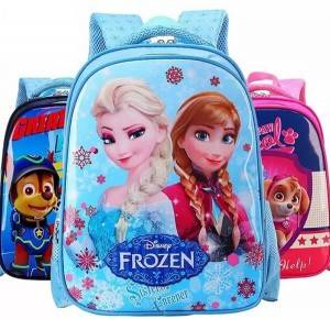 Fancy children bag backpack bag