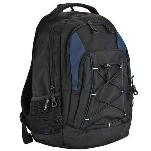 Customized laptop travel backpack