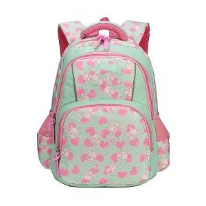 Cool girls school book backpacks bag