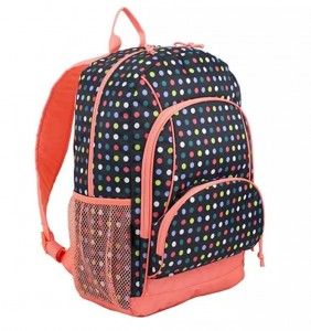 Custom kids school backpack bags