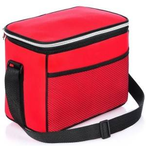 Customized Outdoor Fitness Durable Hard Liner With Lunch Cooler Bag