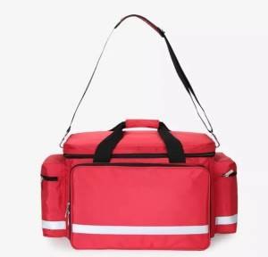 Large compartment doctor and nurse medical bag,first aid bag trauma