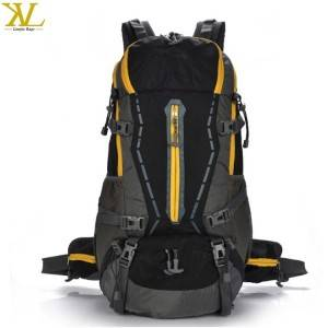 China Wholesale Customized Waterproof Outdoor Climbing Combination Multifunctional Backpack