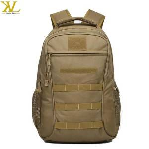 Outdoor Travel Hiking Camping Custom Tactical Backpack Bag