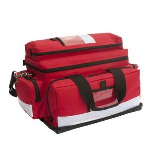 New Design Nurse Medical Bag, Large Medical Waterproof Insulated Trauma Bag