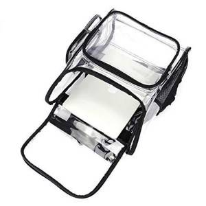 Clear transparent backpack bags