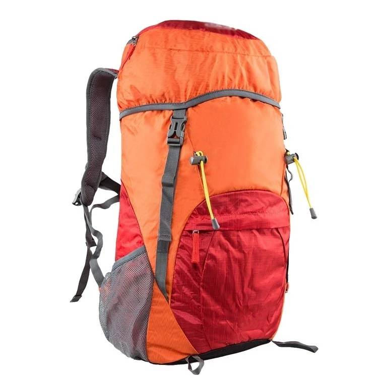 Large 40L Lightweight Waterproof Durable Hiking Backpack Bag Featured Image