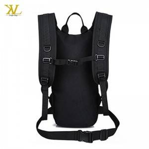 Best-selling Good Quality Side Pockets Hydration Assault Army Tactical Backpack Military