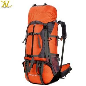 Mountaineering Bag,Waterproof Outdoor Bag,Camping Hiking Backpack 60l