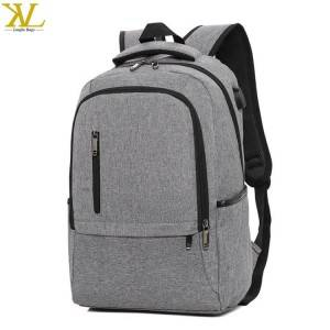 2019 Hot Sell Personalised Usb Charging 17 Inch Business Laptop Bags Backpack
