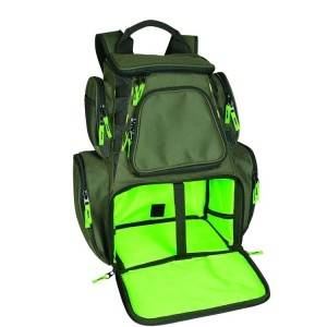 High Quality Outdoor Fishing Large Picnic Cooler Backpack With Bottom Compartment