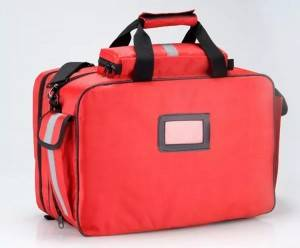 Physician Paramedic Large Capacity Waterproof Emergency Medical Bag