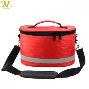 Health Emergency Clinics Apparatus Medical Empty First Aid Bag, First Aid Kit Bags