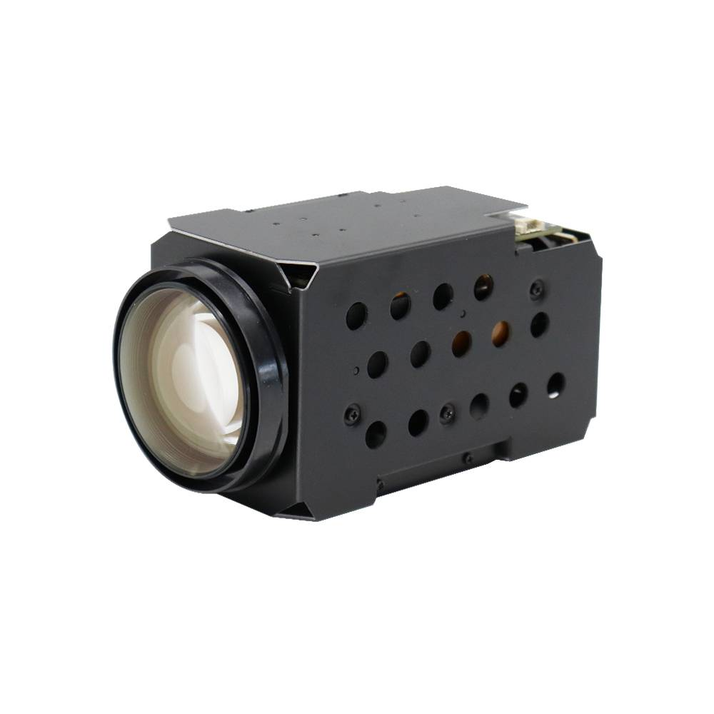 2 Megapixels 46x Optical Zoom Network Starlight Camera Module