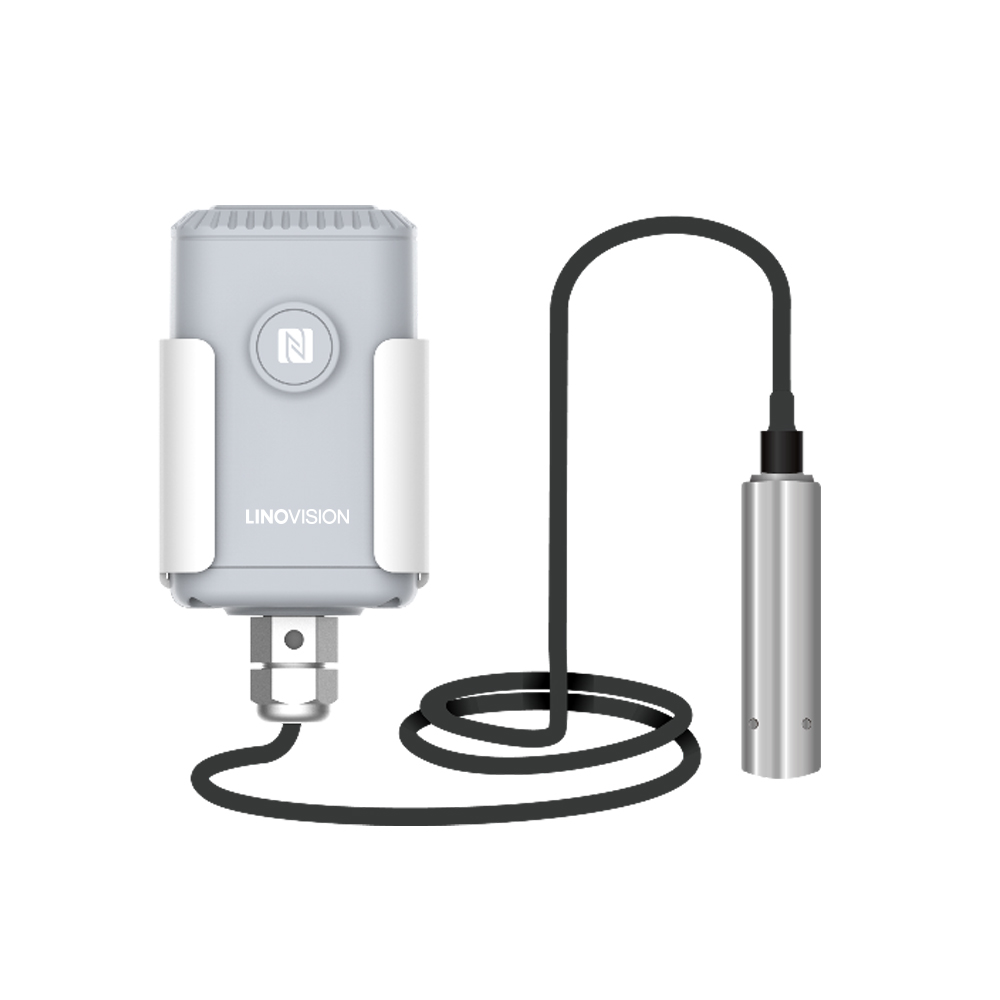LoRaWAN Wireless Pipe Pressure Sensor  with Battery