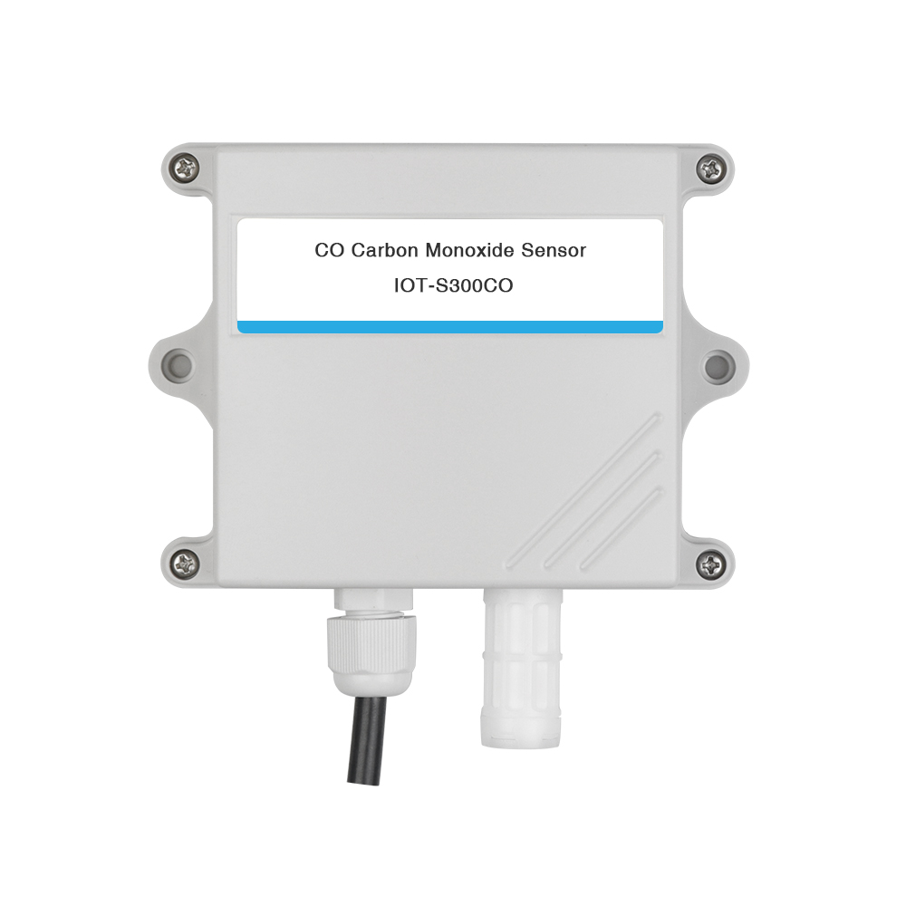 CO Carbon Monoxide Sensor with RS485 Modbus Protocol
