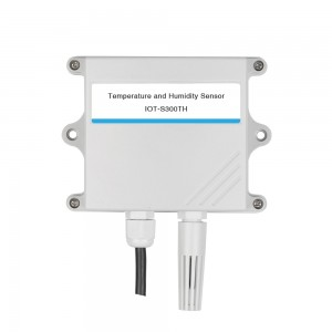 RS485 Temperature and Humidity Sensor