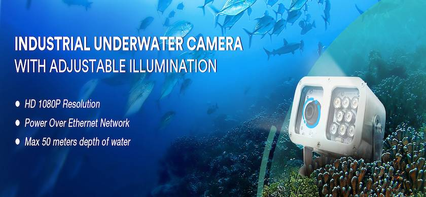 Get Live HD Video from Deep Under-waters