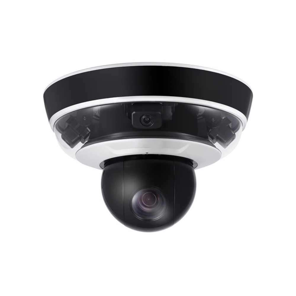 Panoramic + PTZ Multi-imager IP Camera for Outdoor Applications