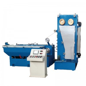 China New Product Copper Wire Drawing Machine -