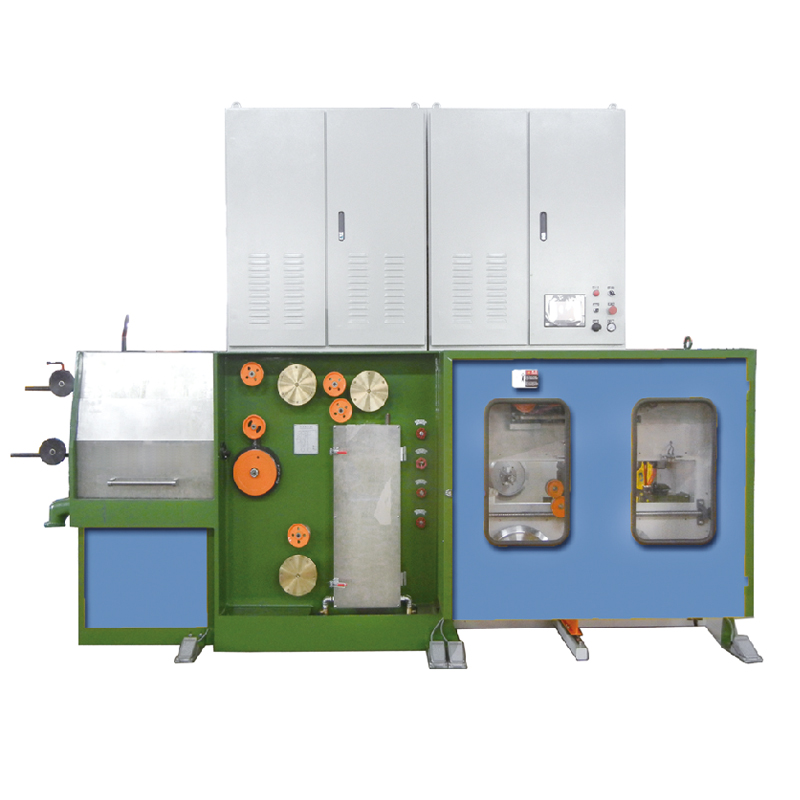 2019 Good Quality Tight Buffer Fiber Extruding Line -