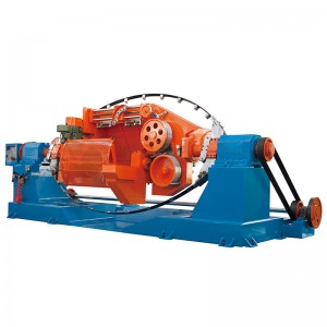 Double Twist Stranding Machine