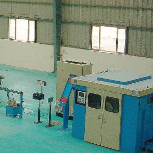 Drawing, Annealer, Pre-heating Insulation Tandem Extrusion Production Line