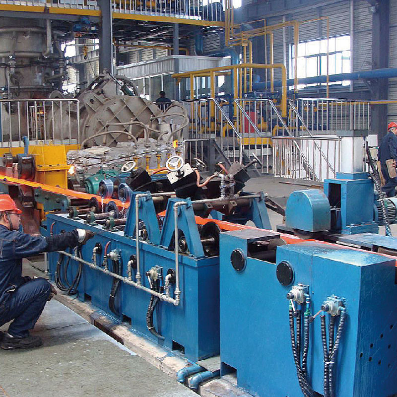 New Delivery for Aluminum Alloy Rbd Machine -