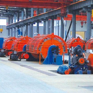 Wholesale Dealers of Insulation Pvc Cable Production Line -