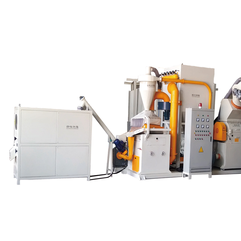 New Arrival China Cold Welder - Copper Wire Recycling Machine – LINT TOP