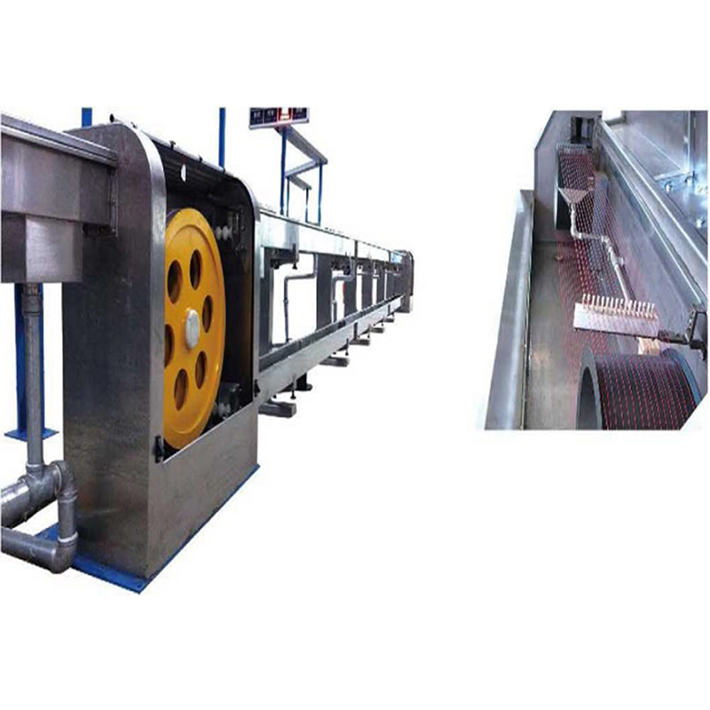 Factory Outlets Optical Fiber Tight Buffer Coating Line -