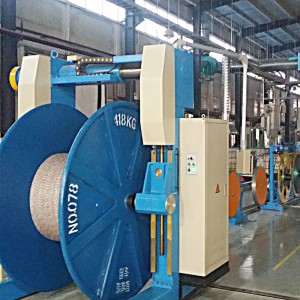 China wholesale Simplex Optical Cable Production Line -