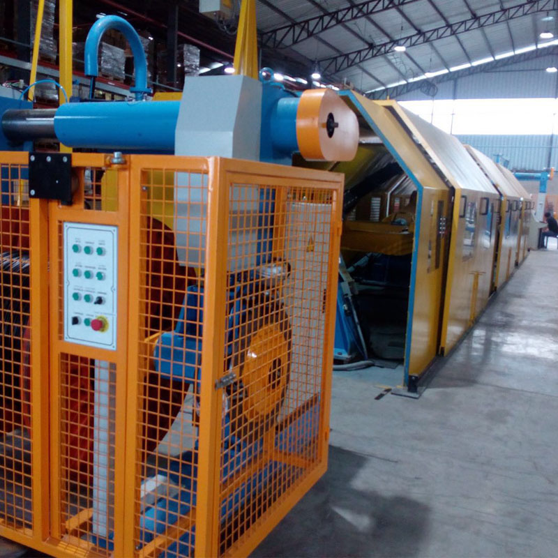 Factory wholesale Wire Braiding Machine -