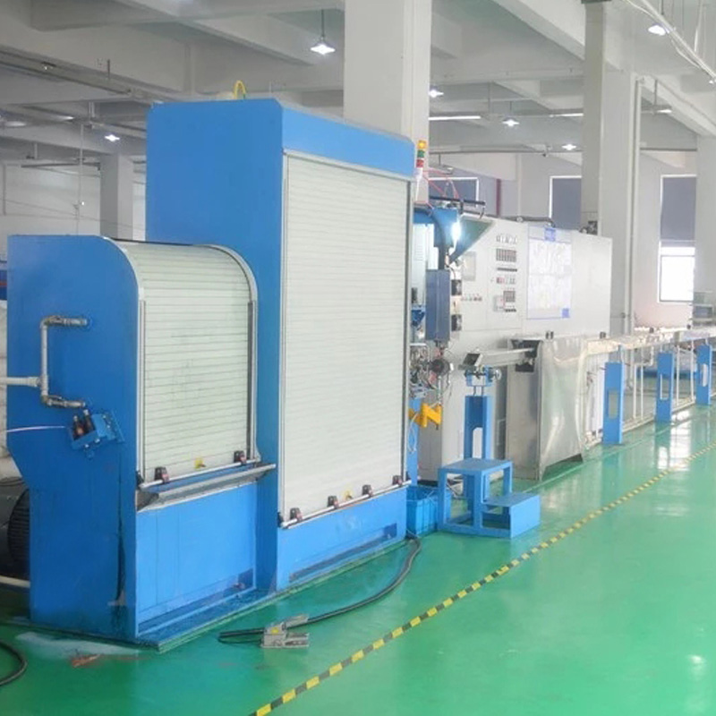 Low price for Cable Extrusion Machine - Sheathing Extrusion Line – LINT TOP