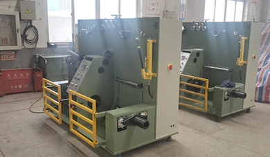 Deliver the Steel Wire Parallel Rewinding Machines to Prysmian Cables